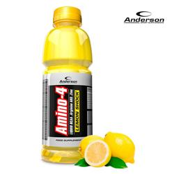 AMINO - 4 LIQUID INLIMITED 8:1:1 500ML LEMON TASTE