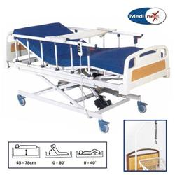 ELECTRIC Three Adjustment  Elevating Bed & Bed Traction
