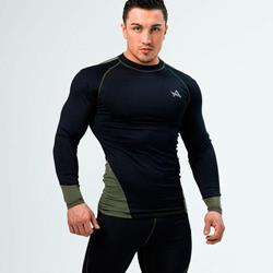 TEE COMPRESSION BLACK