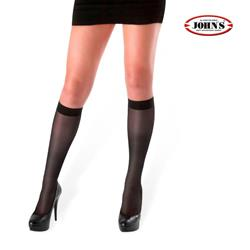 ELASTIC SOCKS KNEE HIGH AD 180 DEN JOHN'S®