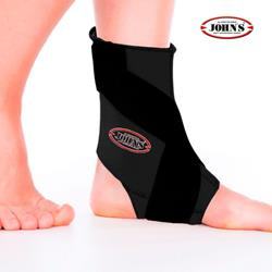 ANKLE SUPPORT WITH STRAPS Neoprene JOHN'S®