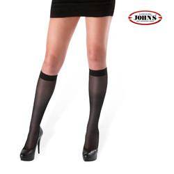 ELASTIC SOCKS KNEE HIGH AD 40 DEN  JOHN'S®