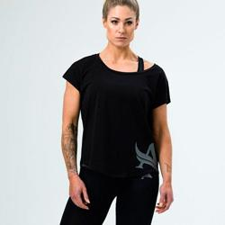 TEE LOOSE FIT BLACK