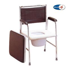 COMMODE CHAIR (ΚΑΡΕΚΛΑ + WC)