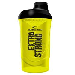 SHAKER ANDERSON WAVE BLACK/YELLOW 600ML