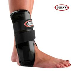 ACTION FOAM ANKLE BRACE BLACK